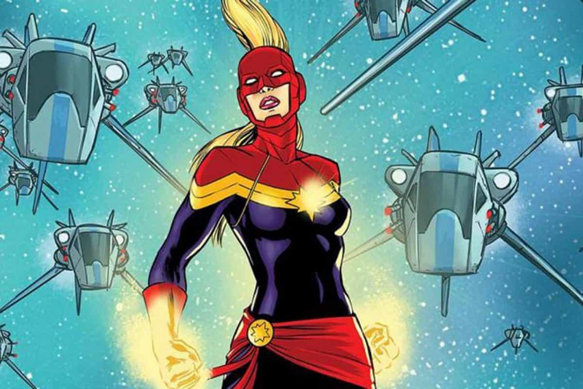 Image credits: Marvel Comics/Captain Marvel (YouTube/Marvel Entertainment)