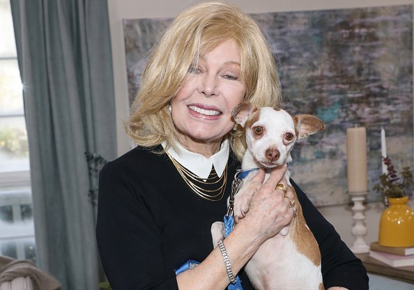 "Loretta Swit visits Hallmark's ""Home & Family"" at Universal Studios Hollywood in Universal City, California. 
