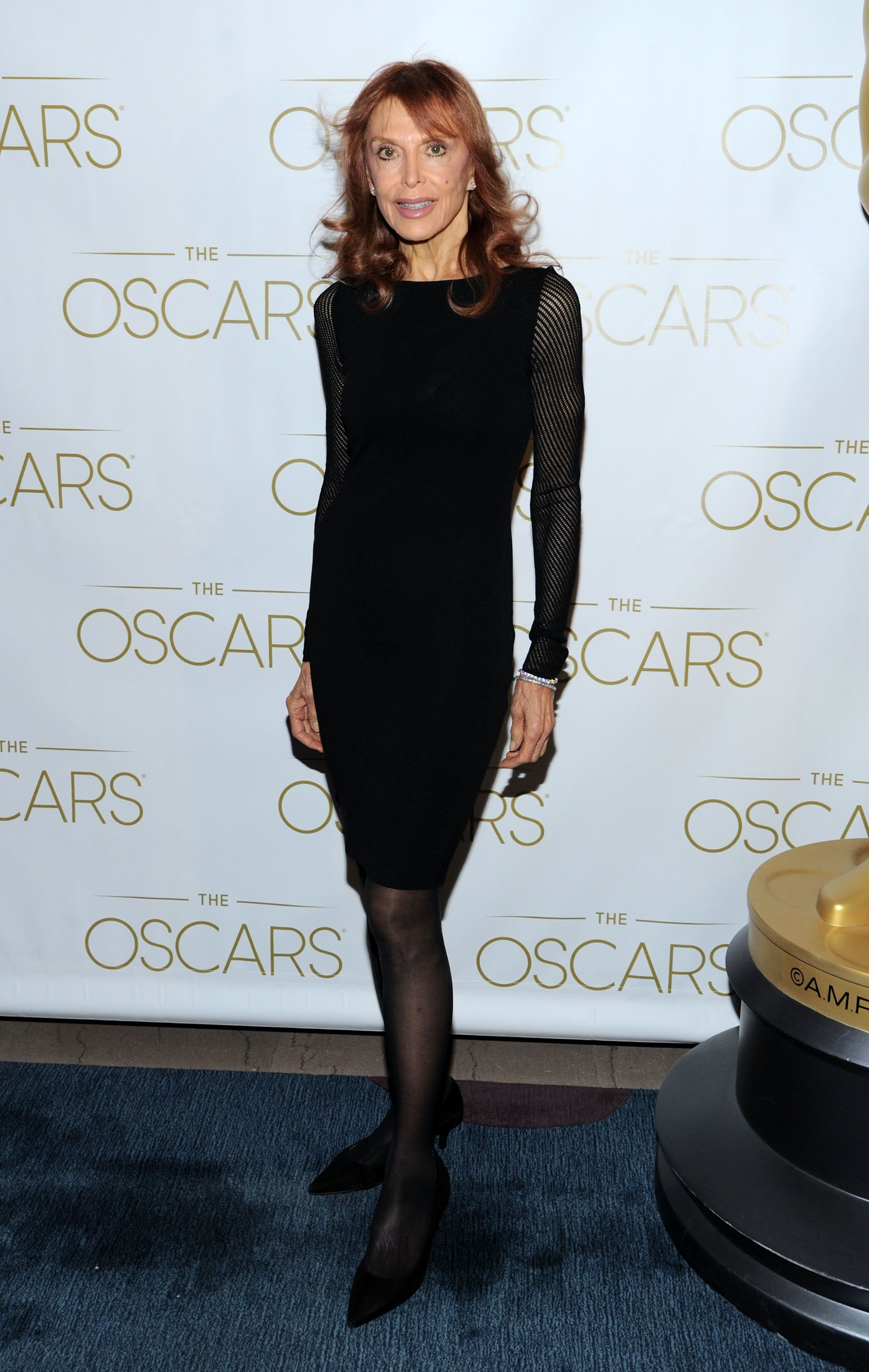 Tina Louise attends 85th Academy Awards Official New York City Viewing Party. | Source: Getty Images