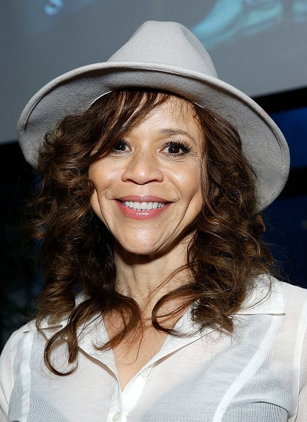 "Rosie Perez attends ""Desus & Mero"" FYC event at Stanley H. Kaplan Penthouse  