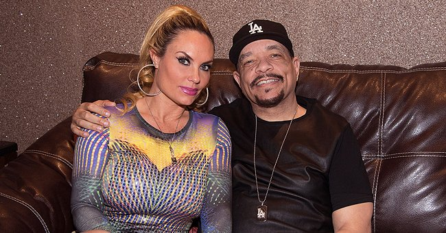 Ice T and Coco Austin's Daughter Chanel Poses for Photos without Bangs