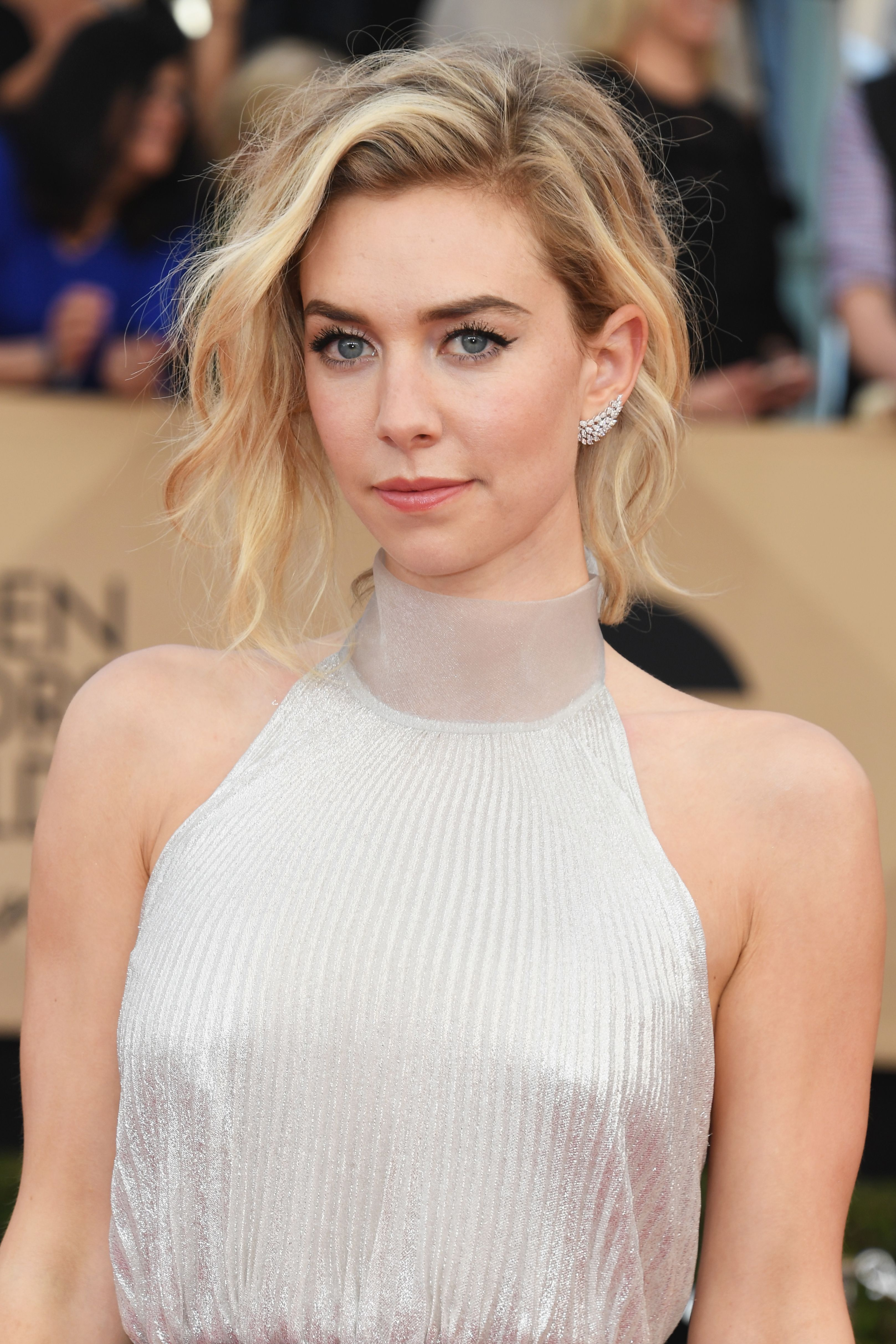 Vanessa Kirby at the 23rd Annual Screen Actors Guild Awards at The Shrine Expo Hall on January 29, 2017 | Photo: Getty Images