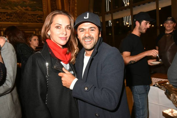 Mélissa Theuriau et son époux Jamel Debbouze | Photo : Getty Images