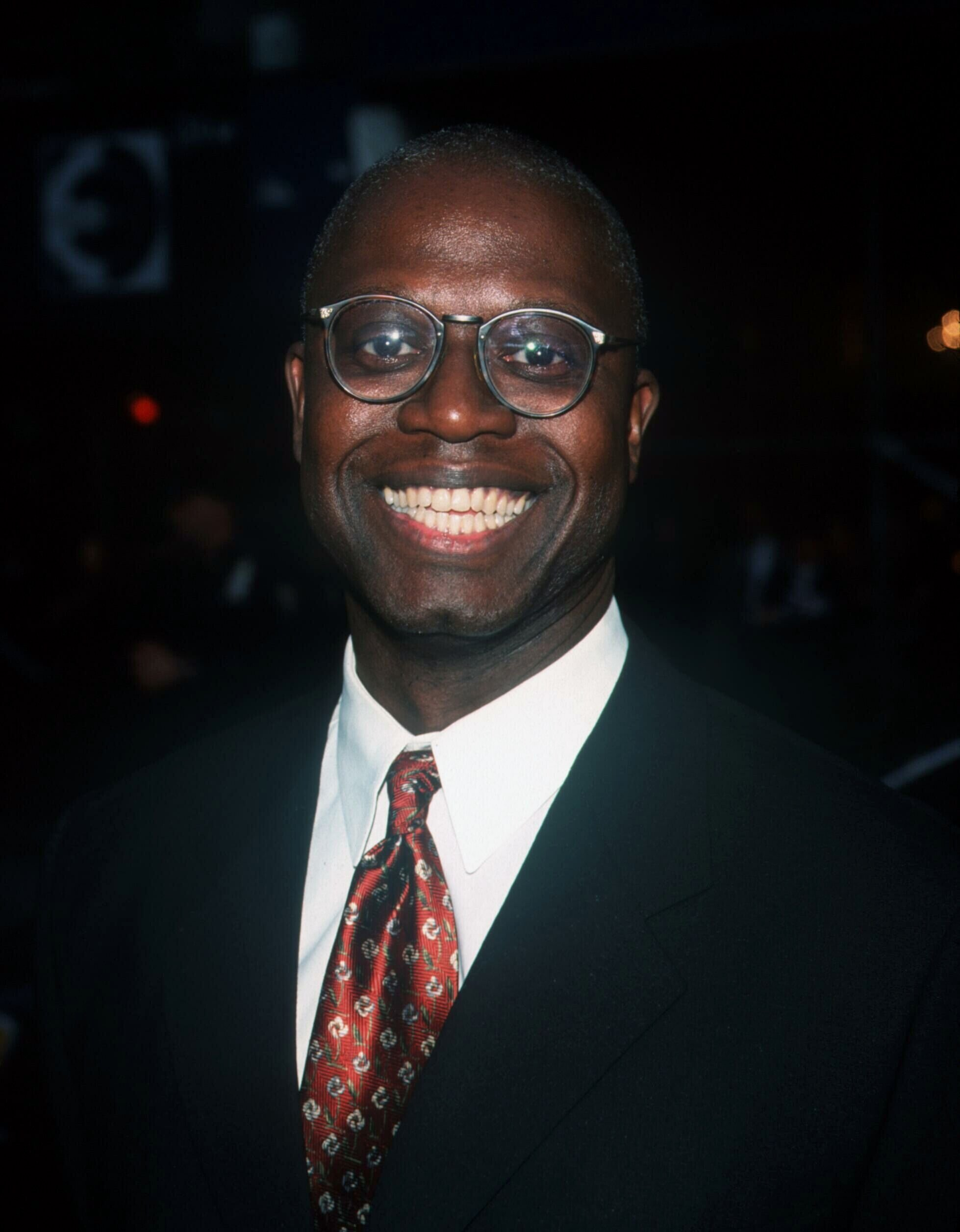 """Andre Braugher from """"Gideon's Crossing."""" 