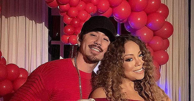 Mariah Carey's Boyfriend Bryan Tanaka Celebrates Her 52nd B-Day by Sharing Their Romantic Pics