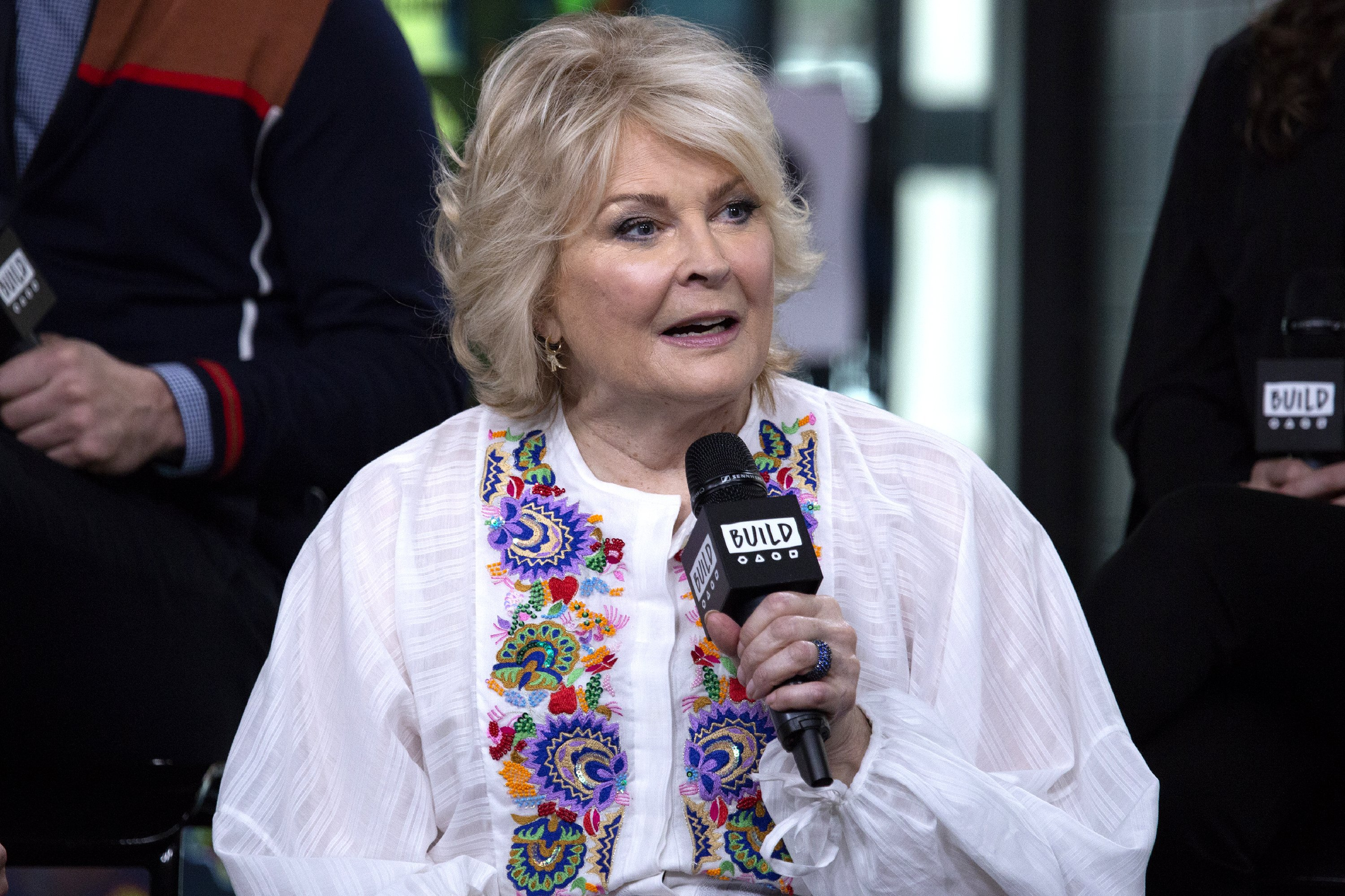 Candice Bergen visits AOL Build at Build Studio on May 15, 2018. | Photo: Getty Images