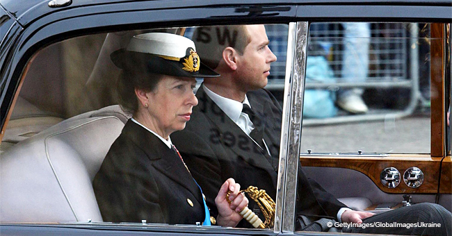 Queen Elizabeth's Only Daughter's Attempted Kidnapping
