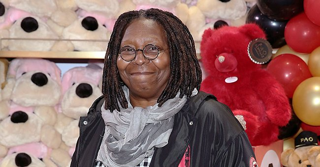 Whoopi Goldberg's Granddaughter Jerzey Stuns in a Black Top with Military Shorts