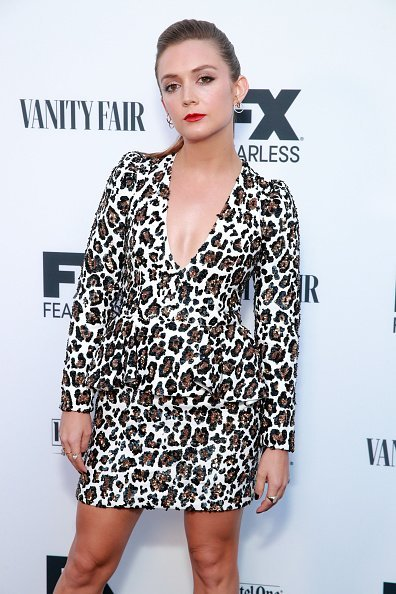 Billie Lourd at Vanity Fair and FX's annual Primetime Emmy Nominations Party on September 21, 2019 in Century City, California | Photo: Getty Images