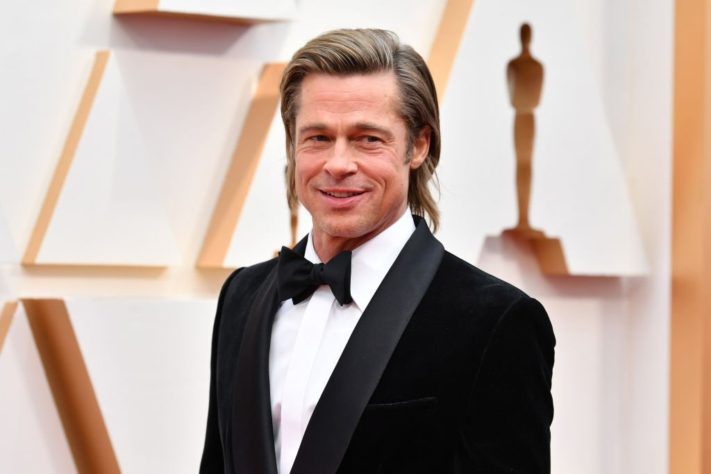 Brad Pitt attends the 92nd Annual Academy Awards at Hollywood and Highland on February 09, 2020. | Photo: Getty Images