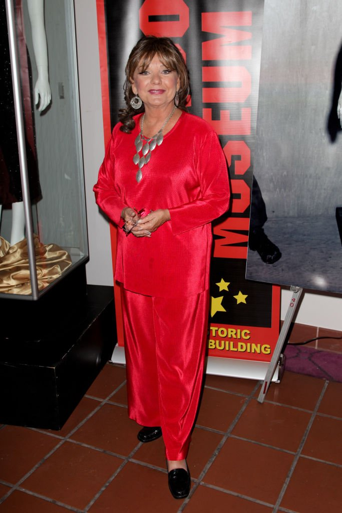 Dawn Wells on September 26, 2013 in North Hollywood, California | Photo: Getty Images
