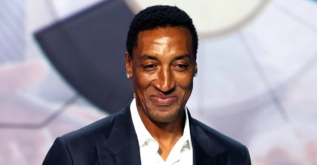 Proud Dad Scottie Pippen Shares Video of His Sons Working Out in Their Home Gym Amid Quarantine