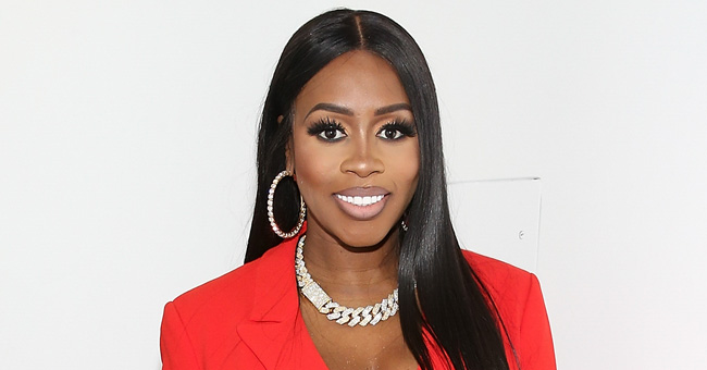 Remy Ma's Daughter Tries to Talk in Adorable Video