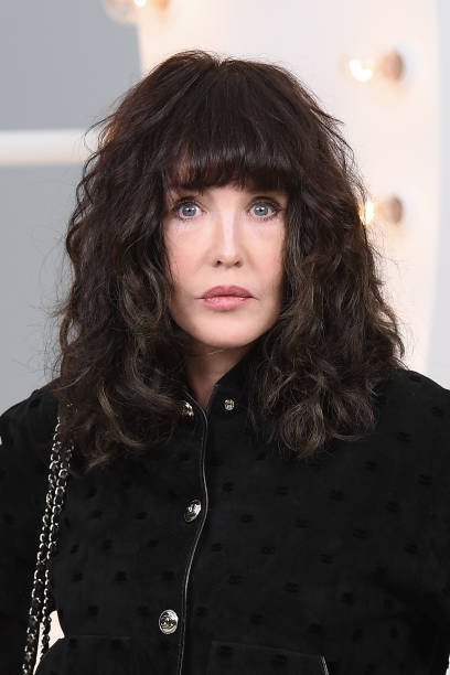 L'actrice Française Isabelle Adjani   Photo : Getty Images.