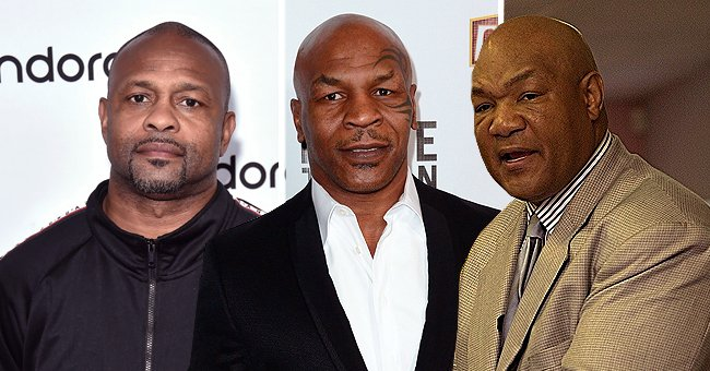 TMZ: What George Foreman Has to Say about Mike Tyson and Roy Jones' Upcoming Fight