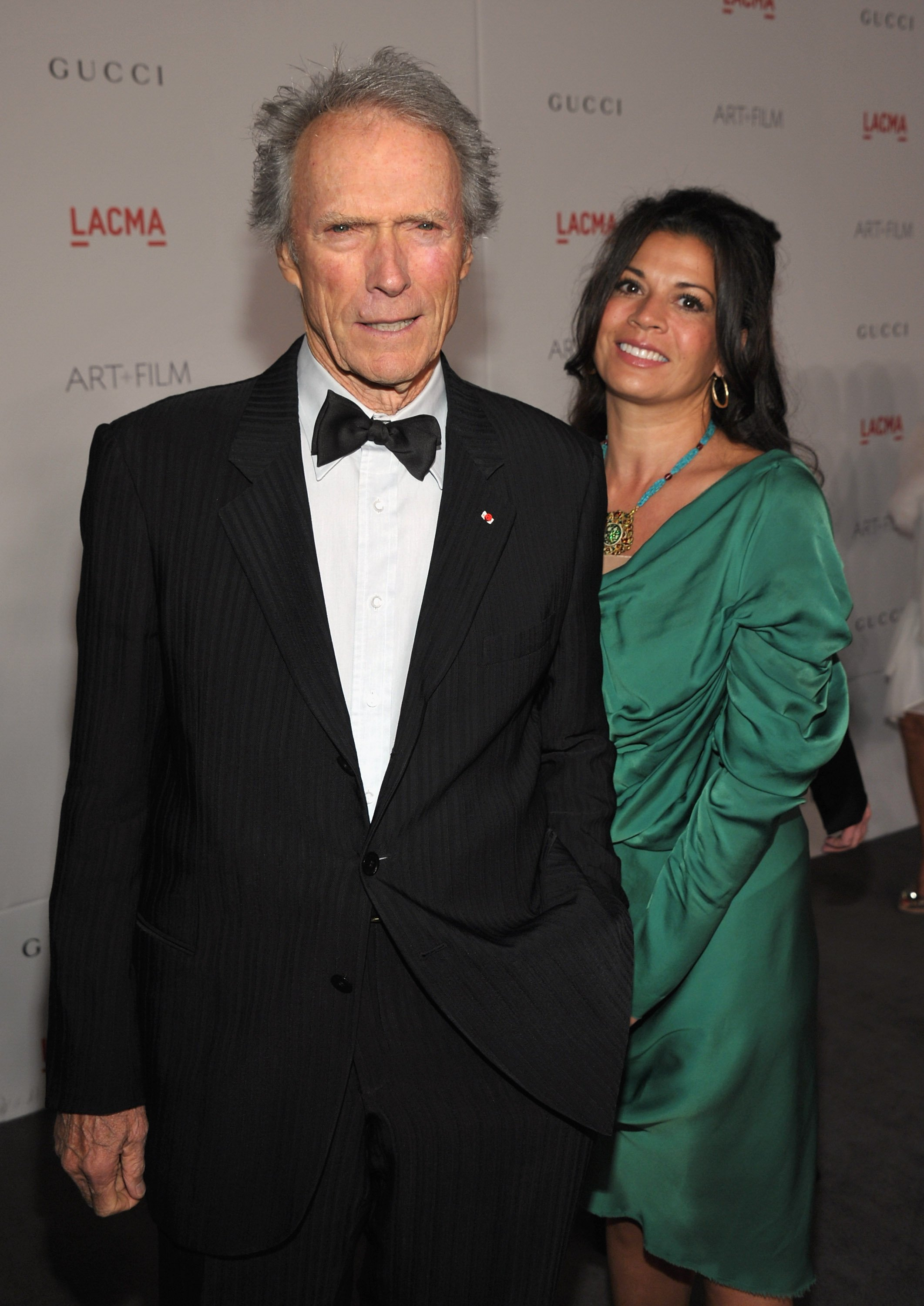 Clint Eastwood and wife Dina Eastwood attend LACMA Art + Film Gala Honoring Clint Eastwood and John Baldessari at Los Angeles County Museum of Art on November 5, 2011 in Los Angeles, California | Photo: Getty Images