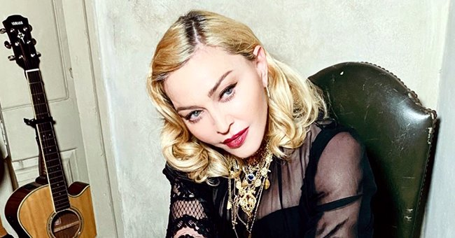 Here's How Madonna Celebrated the 8th Birthday of Her Twins Estere and Stella