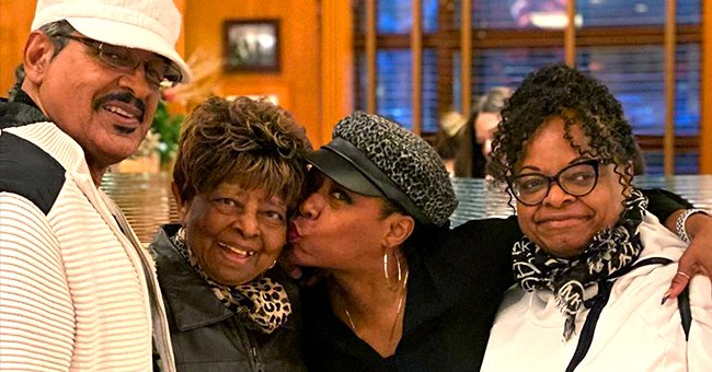 See How Tichina Arnold Paid Tribute to Her 91-Year-Old Grandmother Geraldine on Her Birthday