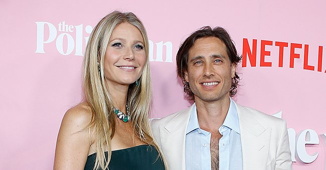 Gwyneth Paltrow Opens up about Being a Stepmom to Her Husband Brad Falchuk's Two Children