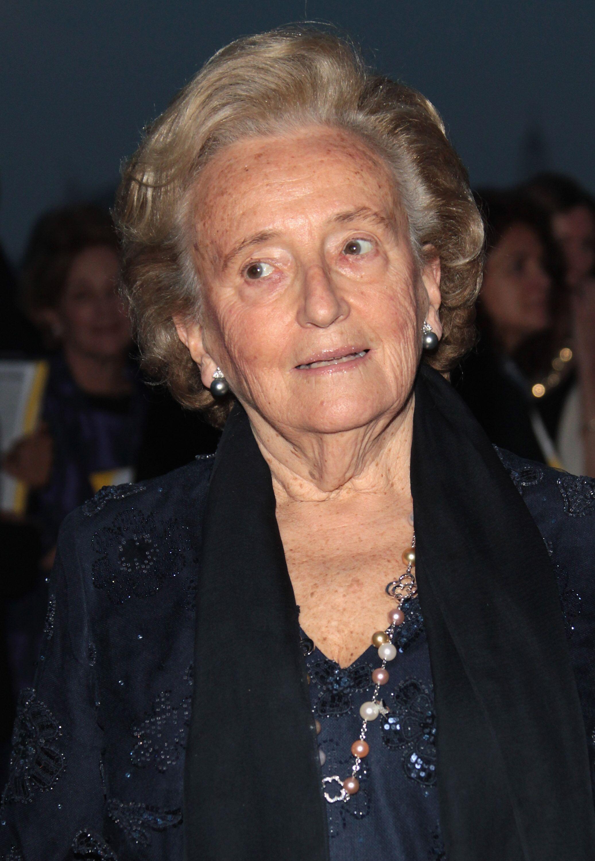 Bernadette Chirac assiste au dîner'Il Mondo Vi Appartiene' à la Fondazione Cini. | Photo : GettyImage