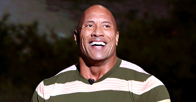 Dwayne 'The Rock' Johnson Sings 'Happy Birthday' to 100-Year-Old Fan in Touching Video