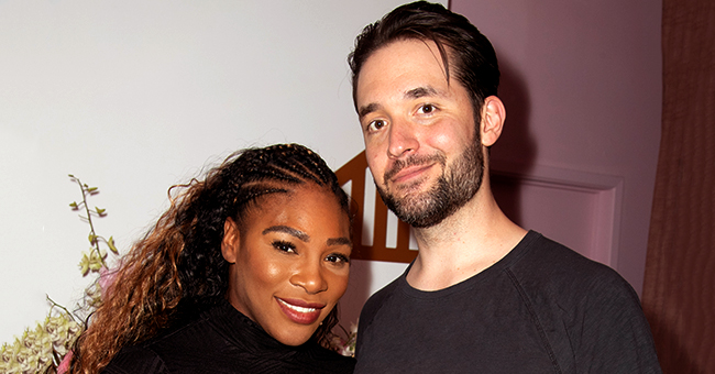 Tennis Legend Serena Williams Uses Husband Alexis Ohanian as a Mannequin While She Cleans Her Wigs in Funny Video