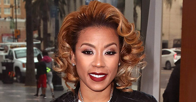 Keyshia Cole's Baby Bump Shine During Memorial Day Weekend Performance