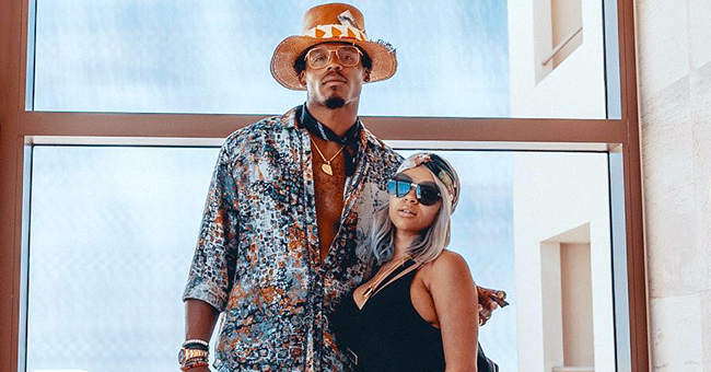 Cam Newton of Carolina Panthers and Longtime Girlfriend Kia Proctor Welcome Baby No. 4