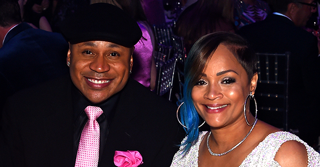 LL Cool J's Wife of 24 Years Simone Smith Flaunts Youthful Look in Black Outfit & Fur Coat in a Gorgeous Pic