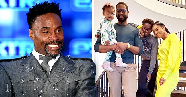 Billy Porter from 'Pose' Praises Dwyane Wade's Son Zion for Posing in Crop Top and Fake Nails