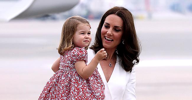 People : la Princess Charlotte aurait hâte de rejoindre le Prince George à l'école cette année