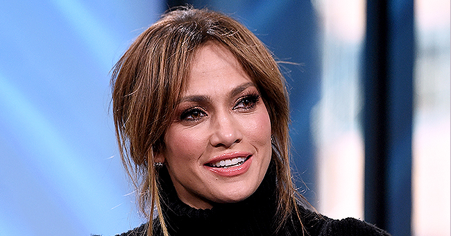 'Hustlers' Star J-Lo Didn't Think Her 2000 Grammys Cut-Out Versace Dress 'Was That Risqué'