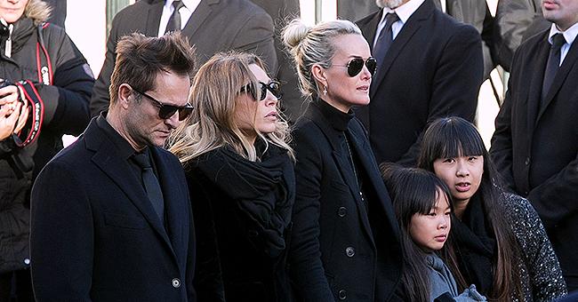 Bruno Magras commente les rumeurs sur la possibilité que le cercueil de Johnny soit abîmé