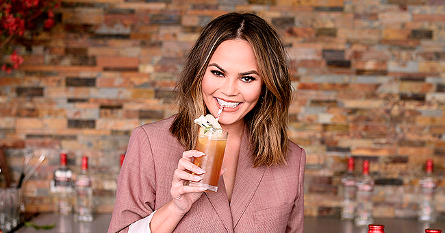 'Bring the Funny' Star Chrissy Teigen Has Talk with Daughter Luna about Her 'Cute, Cute Boyfriend'