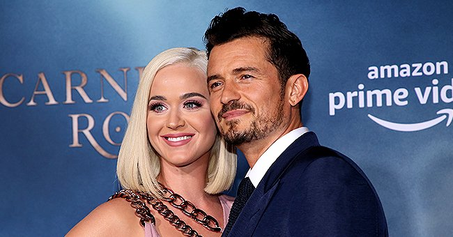 Us Weekly: Katy Perry & Orlando Bloom Postpone Their Wedding Due to Location & Timing Issues