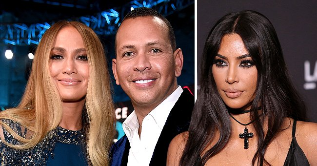 Kim Kardashian Teams up with Jennifer Lopez and Alex Rodriguez in Ad for Portal by Facebook