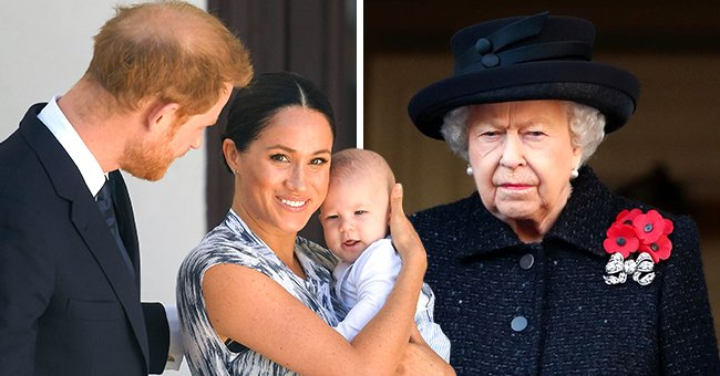 People: Meghan Markle and Archie Had a Chat with the Queen Ahead of Prince Philip's Funeral