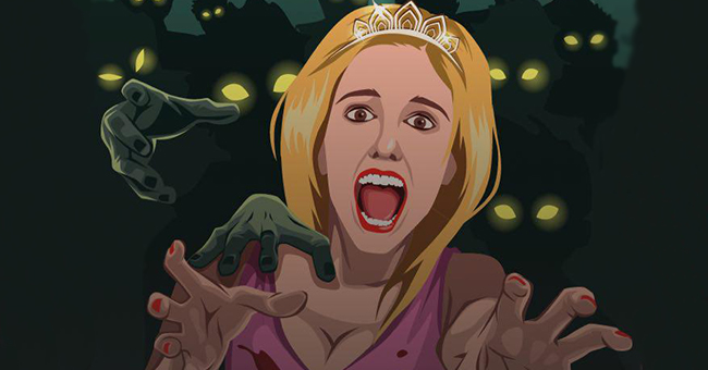 Zombie Prom Queen – Zombies, high school and one prom queen