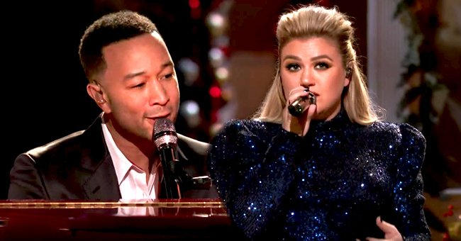 Kelly Clarkson and John Legend Slammed for Performing 'Baby, It's Cold Outside' Remake on 'The Voice'