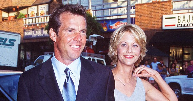 Meg Ryan and Dennis Quaid's Son Is 27 Years Old Now and Looks Unrecognizable