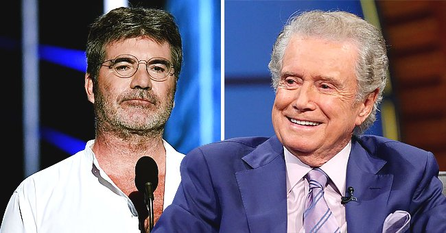 Simon Cowell Remembers Regis Philbin after His Death — Inside the AGT Judge's Heartwarming Tribute