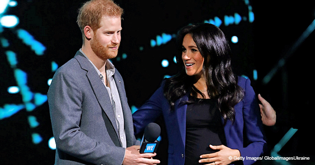 Buckingham Palace Gives an Official Update on Prince Harry and Meghan Markle's Baby