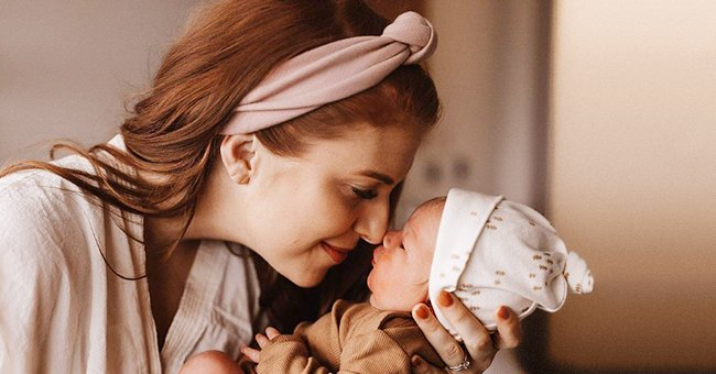 Audrey Roloff from LPBW Posts Emotional Photo of When She First Held Son Bode Immediately after His Birth