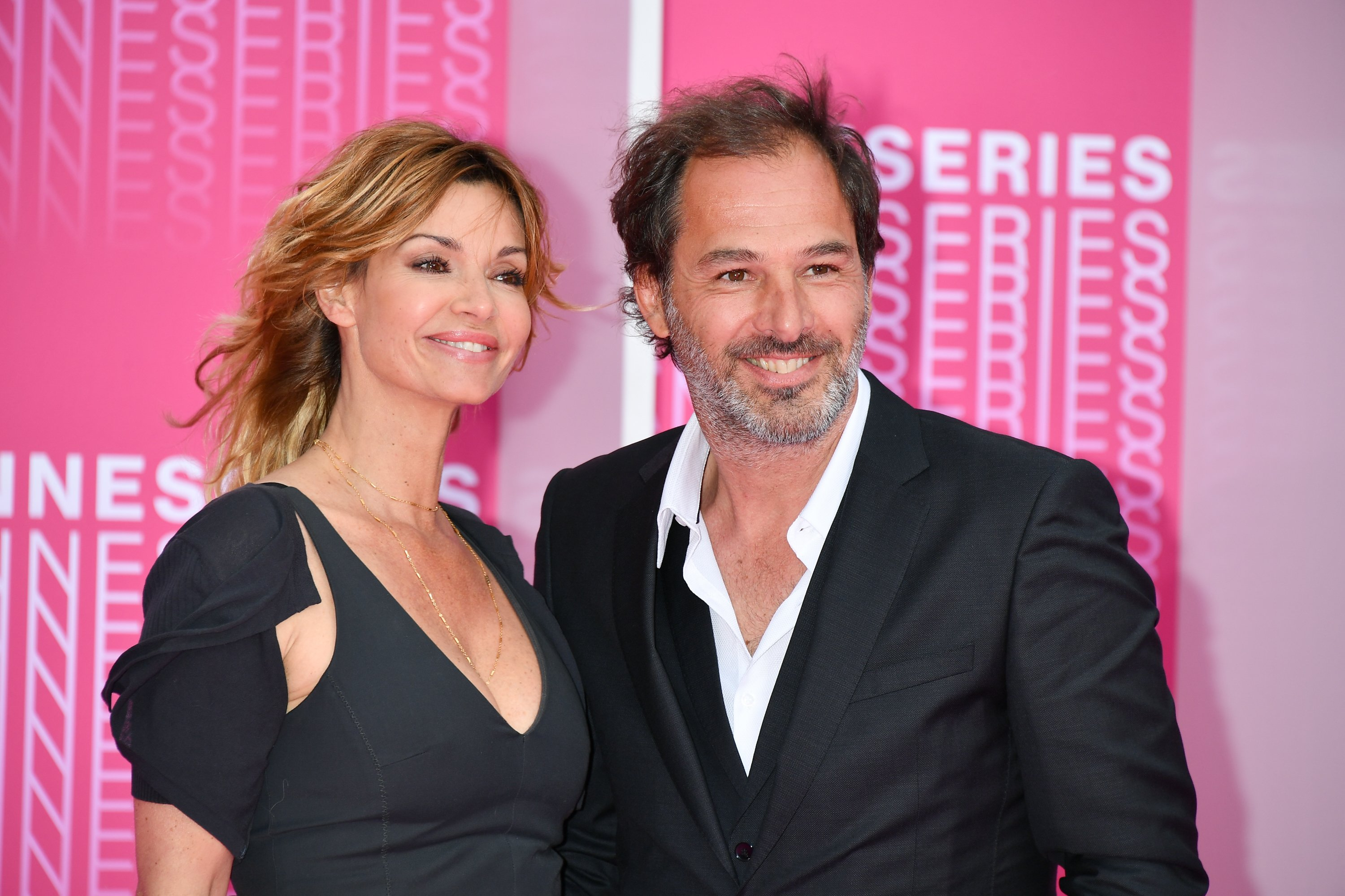 Thierry Peythieu et Ingrid Chauvin   Source: Getty Images