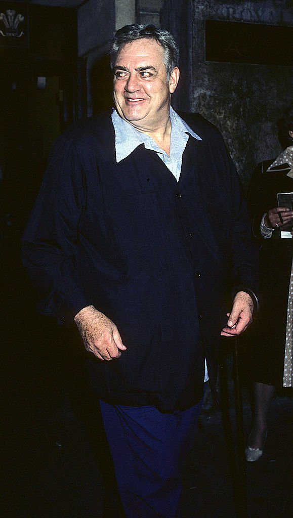 Raymond Burr at Prince of Wales Theatre on July, 1982 in London, Great Britain  | Photo: Getty Images