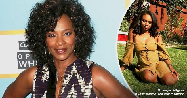 Remember Actress Vanessa Bell Calloway? Her Daughter Alexandra Is All Grown up & Looks like Mom