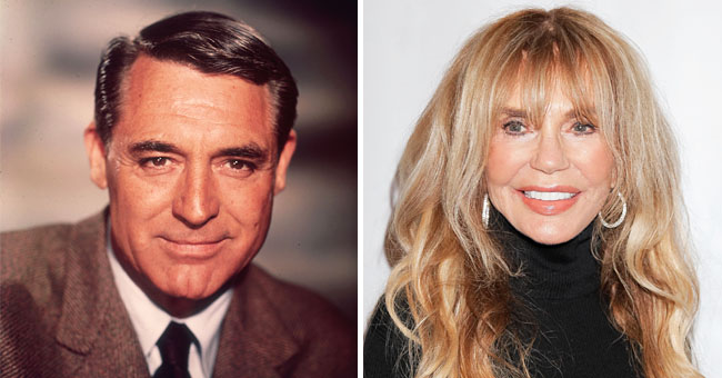 Dyan Cannon Reportedly Confessed Famous Husband Cary Grant Made Her Take Drugs