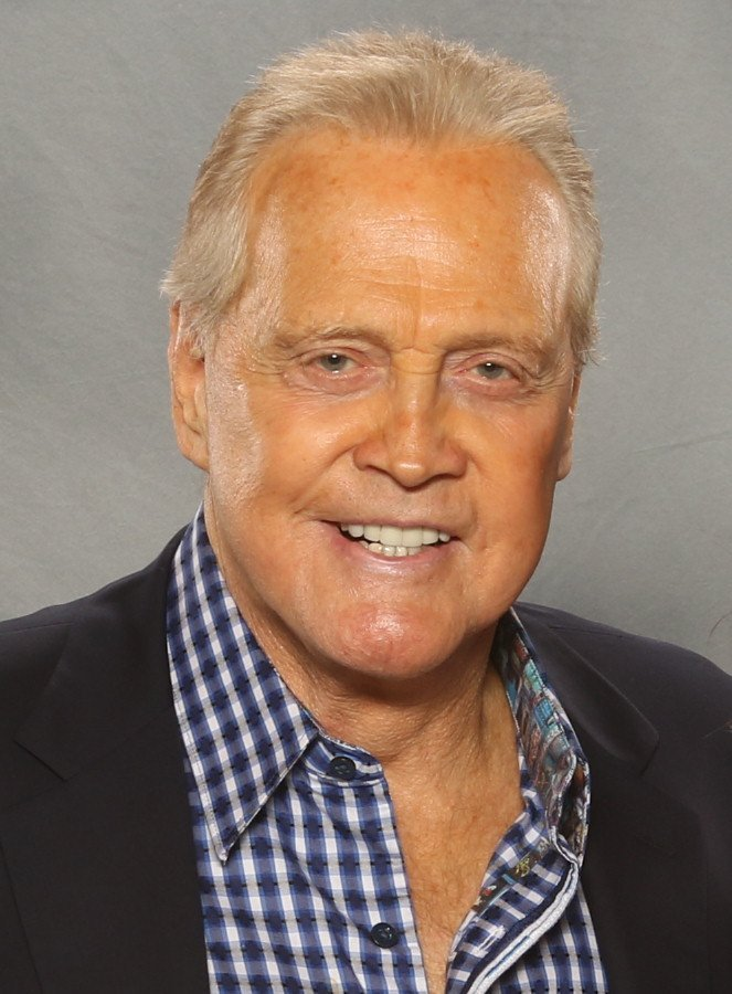 Lee Majors during the Florida Supercon. | Source: Wikimedia Commons