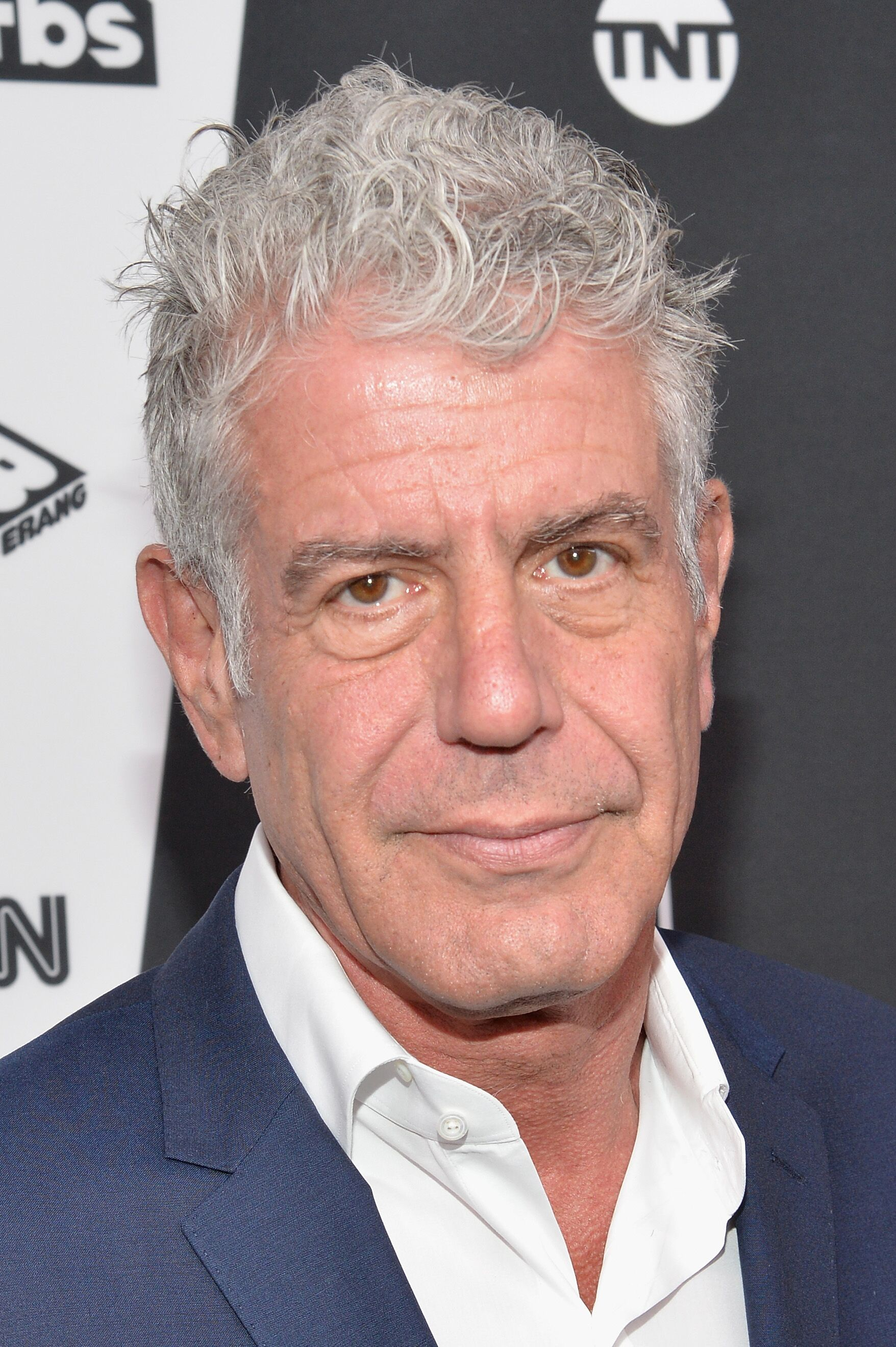 Chef Anthony Bourdain attends the Turner Upfront 2016 at Nick & Stef's Steakhouse on May 18, 2016 in New York City | Photo: Getty Images