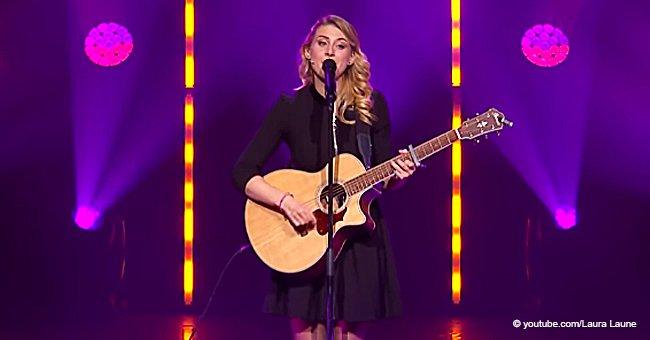 Laura Laune a présenté sa chanson non censurée que France 2 a dû couper dans le show du soir